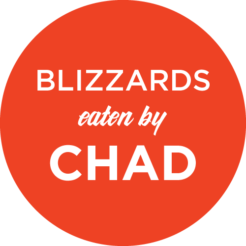Blizzards eaten by Chad